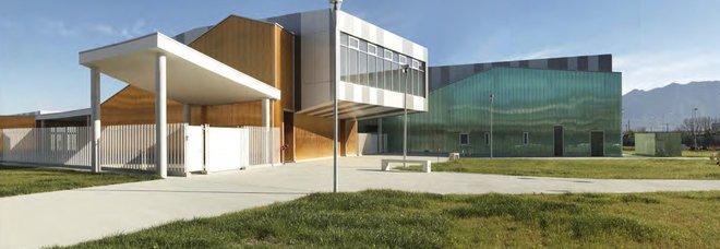 La sede della scuola materna del 4 circolo didattico di Acerra