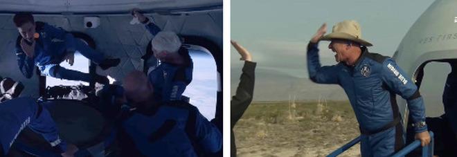 Blue Origin, diretta dalle 14.30: Jeff Bezos nello spazio. Il costo? Trentaduemila euro al secondo