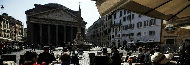 Lazio zona gialla, bollettino oggi 21 febbraio: 1.048 nuovi casi