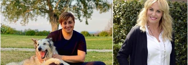 Benedetta Rossi, l'abbraccio social dopo la morte di Nuvola. Antonella Clerici: «È stato come rivivere l'agonia di Oliver»