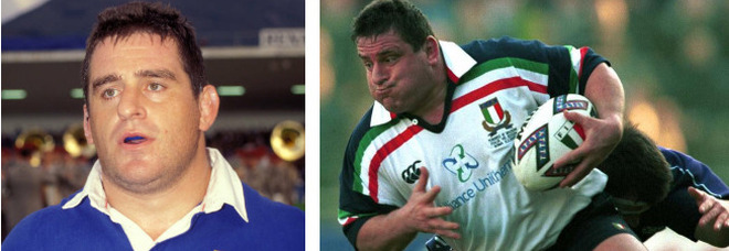 Rugby, Massimo Cuttitta morto per Covid: il pilone e capitano dell'Italia aveva 54 anni e 70 caps. L'altro ieri aveva perso la madre per lo stesso motivo