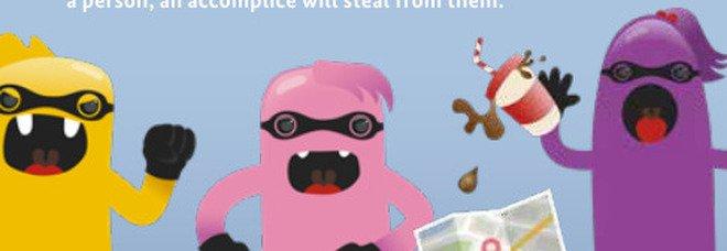 Stop PickPockets, al via la campagna antiborseggio della Polizia internazionale: vignette per svelare i trucchi dei ladri