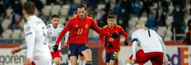 Fabian Ruiz vince con la Spagna: l'Albania di Hysaj ko con l'Inghilterra