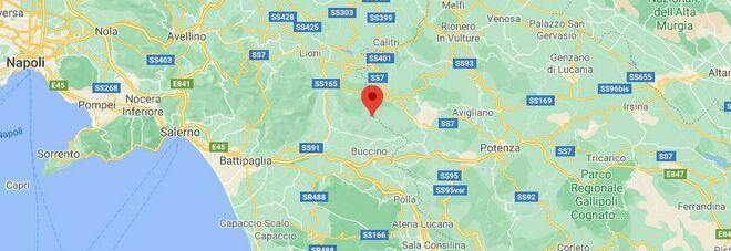 Terremoto di 3.2 tra Campania e Basilicata avvertito in una vasta area sino a Potenza