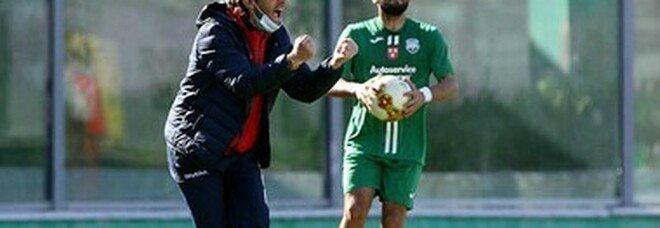 Casertana, a Catania pesante ko: per i playoff serve ancora un punto