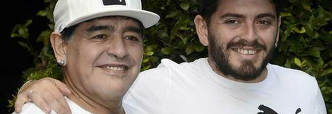 Diego Maradona jr: «Così ho saputo che mio padre era morto. Si sentiva in colpa, ma l'ho perdonato»