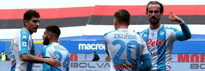 E Fabian Ruiz prepara un altro colpo per affondare l'Inter