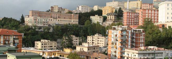 Panorama di Frosinone