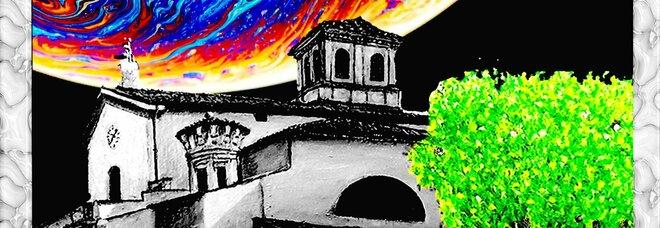 Bologna, la parrocchia si lancia nella cripto-arte. Don Davide: «Noi prima di Britney Spears»