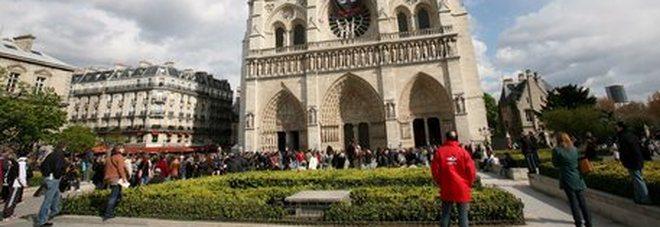 La cattedrale di Notre-Dame: simbolo della cristianità e della Francia