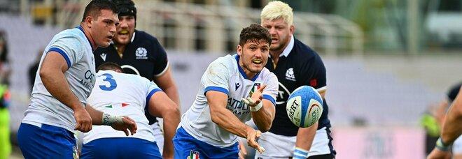 Autumn Nations Cup, focolaio Fiji: cancellato il match contro l'Italia
