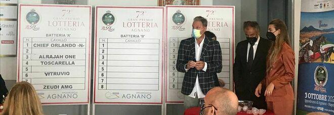 Krol al sorteggio del Lotteria: «Napoli, il tuo rivale sarà il Milan»