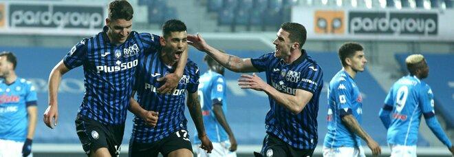 Atalanta-Napoli 4-2, live tweet di Anna Trieste