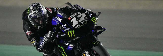 Vinales ha vinto il gran premio del Qatar, classe MotoGP. Il pilota della Yamaha ufficiale ha preceduto le Ducati di Johann Zarco e Francesco Bagnaia