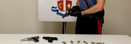 Napoli, maxi blitz al Rione Sanità: trovate droga e le armi delle stese