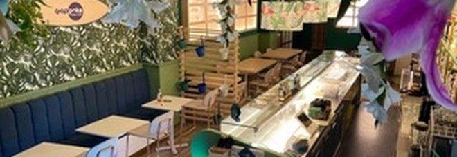Giappoke, inaugurazione all'aperto per gli amanti della cucina fusion