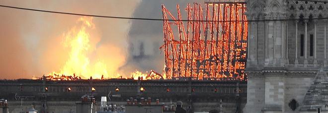 L'incendio di Notre-Dame: il messaggio dell'Unesco