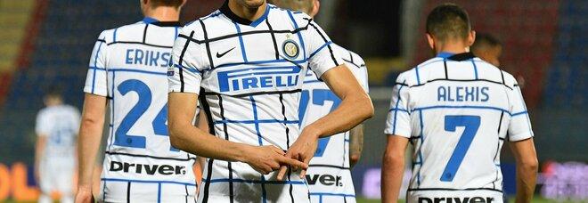 Inter, con l'addio di Hakimi si avvicina Emerson Palmieri