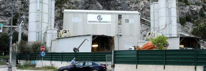 Porta ovest sigilli all 39 impianto di marinelli ieri il - Replica porta a porta di ieri ...