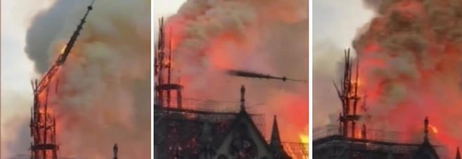 Notre Dame, il dolore del mondo affidato ai tweet