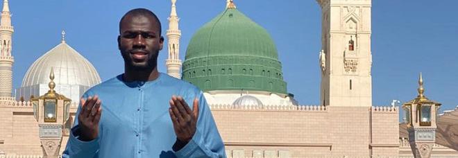 Napoli, spopola «Eid Mubarak»: ecco il significato per gli azzurri