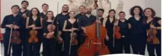 Sorrento, a Villa Fiorentino concerto della Rotary Youth Chamber Orchestra
