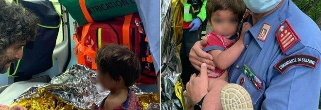 Nicola, anche il fratellino si perse e finì a 2 km da casa: «Fu trovato da un vicino»