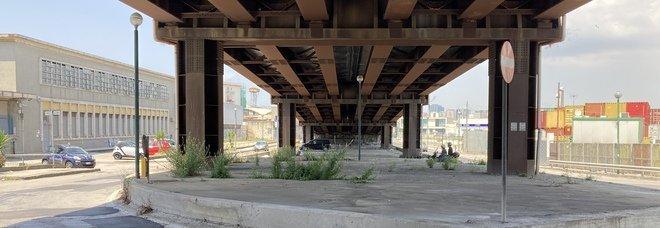 Napoli, via delle Repubbliche Marinare: nuova data per abbattere il cavalcavia