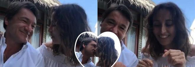 Fabio Caressa e Benedetta Parodi, la nuova proposta a 20 anni di distanza dal matrimonio