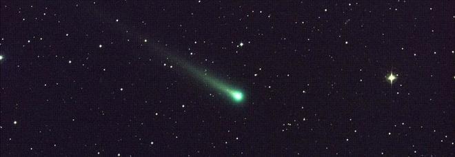 Stella Luminosa Di Natale.La Cometa Di Natale E Gia In Cielo Come Vederla A Occhio Nudo Il