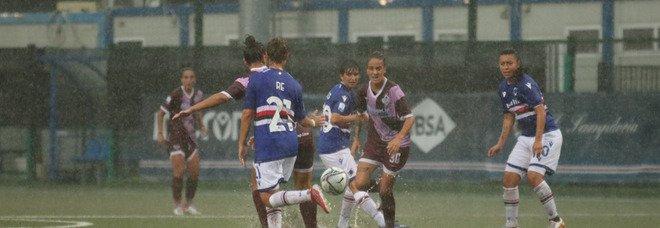 Sampdoria-Pomigliano