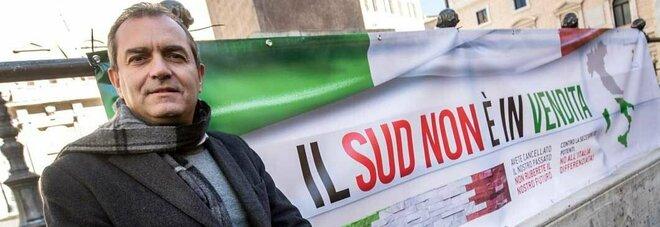 De Magistris candidato in Calabria: «Niente paracadute, fuori se arriva terzo»