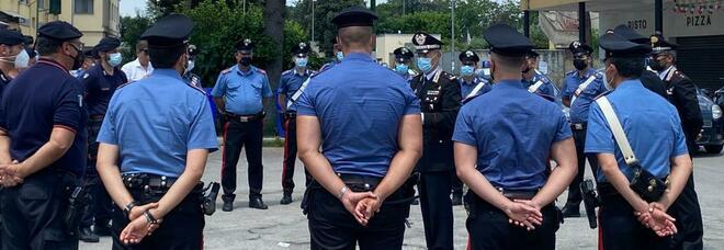 Il comandante dei carabinieri a Caivano, il bilancio dei controlli