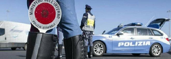 Rapita all'autogrill e violentata sull'A1, la salva la Polstrada nell'area di sosta
