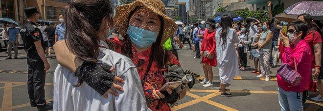 Pechino esulta, dopo un mese la capitale cinese è tornata a zero contagi