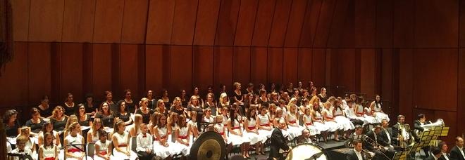 Teatro San Carlo, il Coro di Voci Bianche da Zubin Mehta al Senato