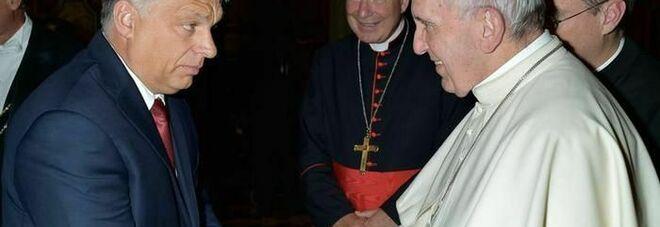 Papa Francesco incontrerà Orban a Budapest a settembre, riprendono i viaggi internazionali
