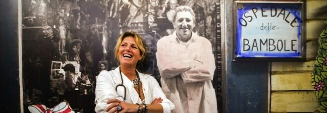 Napoli, Tiziana Grassi dell'Ospedale delle bambole: «Basta improvvisazione serve una visione chiara»