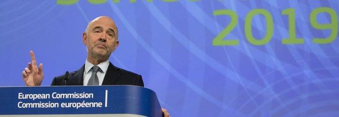 Ue boccia la manovra dell'Italia: «Porterà nuova austerità»