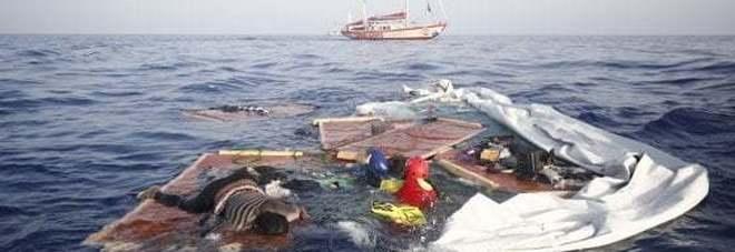 Morti in Libia, testimone tedesca:  «Nessun corpo lasciato in mare»