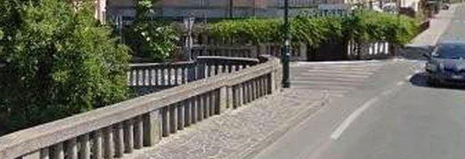 Il ponte delle quattro fontane al Lido di Venezia