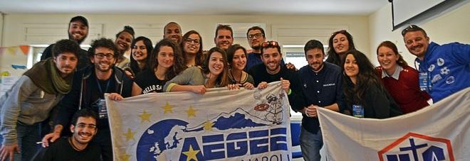 studenti Aegee