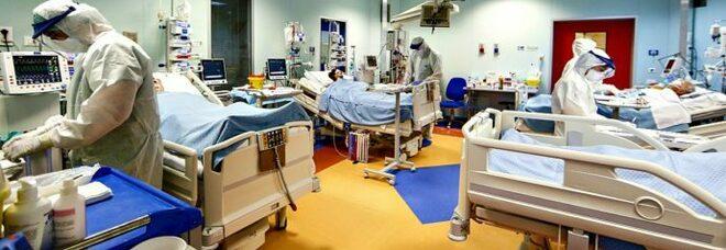 Covid, ospedali a rischio collasso in Piemonte, Liguria, Umbria