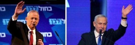 Elezioni in Israele, Gantz avanti su Netanyahu: Lieberman decisivo