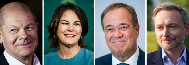Elezioni Gemania, Spd primo partito: Scholz punta su Verdi e Liberali per formare il governo