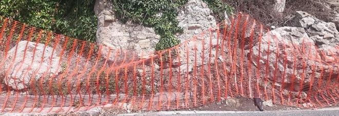 Bacoli: crollano mura romane nei pressi della villa di Cesare