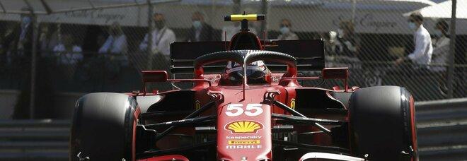 F1, doppietta Ferrari nelle libere 2: terzo Hamilton, a seguire Verstappen