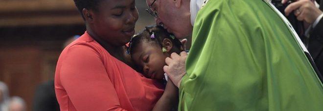 Papa Francesco: la paura verso i migranti è legittima ma va superata
