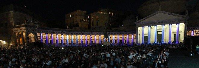 Napoli, 400 biglietti destinati ai cittadini per le prove generali della «Carmen» in Piazza del Plebiscito