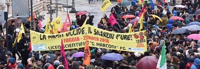 Giovedì ad Avellino si marcia con Libera contro le mafie